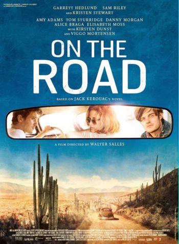 On the Road de Walter Salles cartel