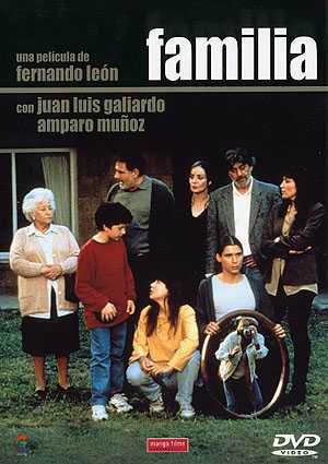 Familia de Fernando León de Aranoa