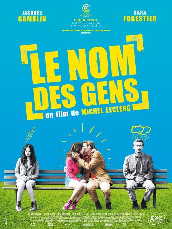 Le Nom des gens de Michel Leclerc