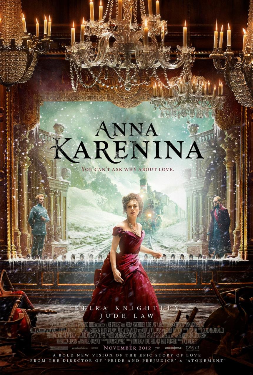 Anna Karenina de Joe Wright