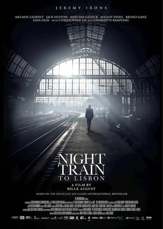 Night Train to Lisbon de Bille August
