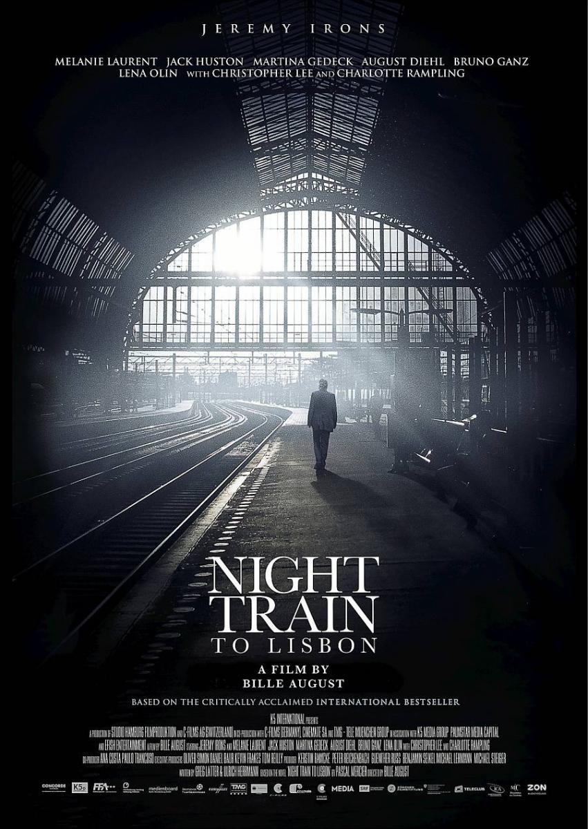 Night Train to Lisbon de Bille August