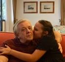 El abuelo y la nieta