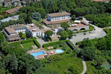 Hotel Garden. Siena