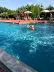 Hotel Garden, la piscina