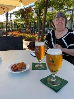 Hotel Garden: l'aperitivo