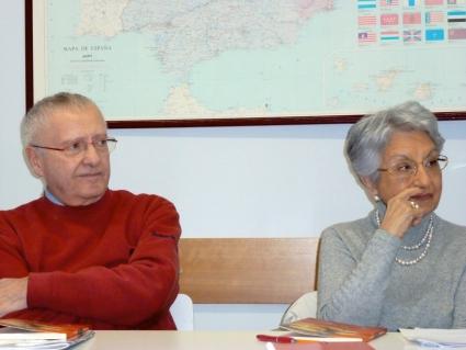 Prensa Pepe y Mauriella